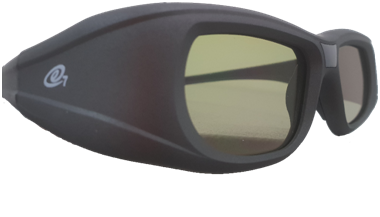 e7tech customized active glasses
